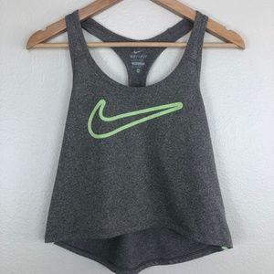 Nike Dri Fit Crop Tank